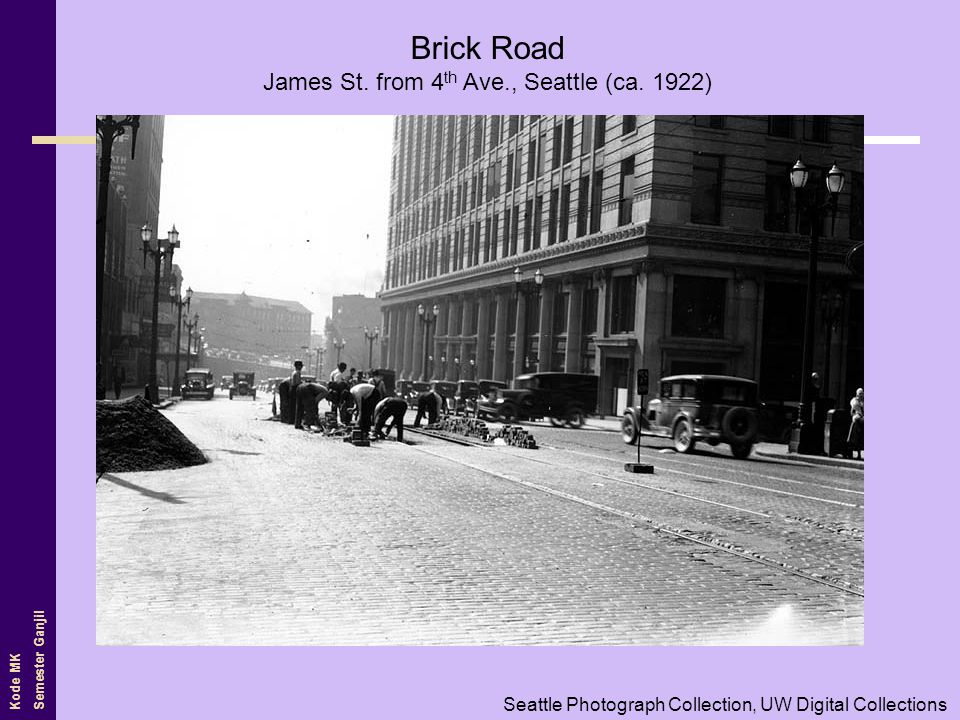 James St. from 4th Ave., Seattle (ca. 1922)