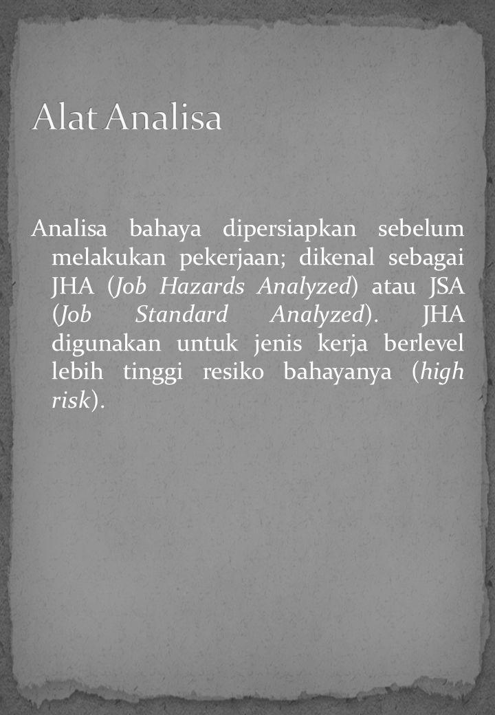 Alat Analisa