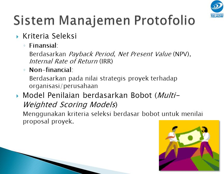 Sistem Manajemen Protofolio