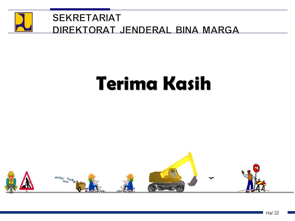 SEKRETARIAT DIREKTORAT JENDERAL BINA MARGA