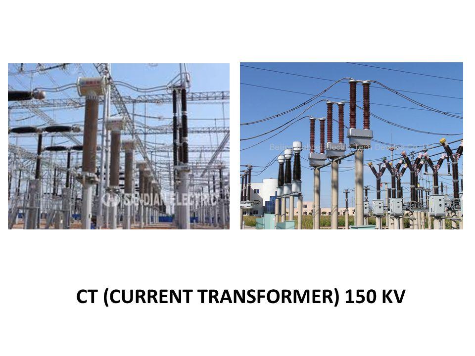 CT (CURRENT TRANSFORMER) 150 KV