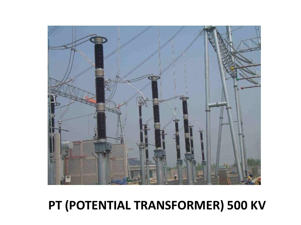 PT (POTENTIAL TRANSFORMER) 500 KV