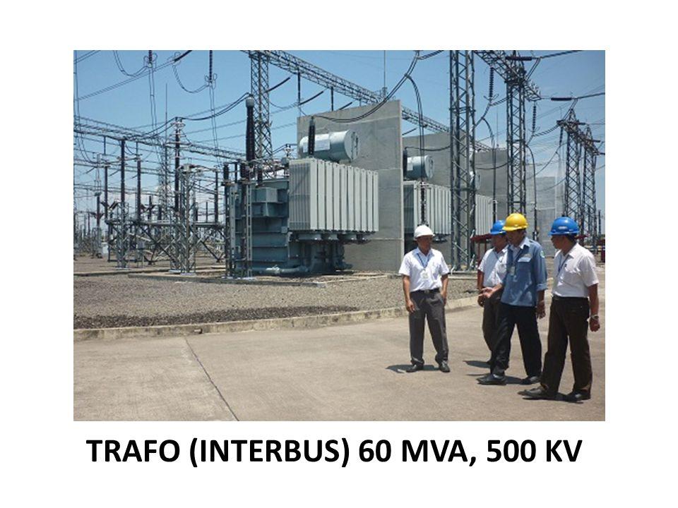 TRAFO (INTERBUS) 60 MVA, 500 KV