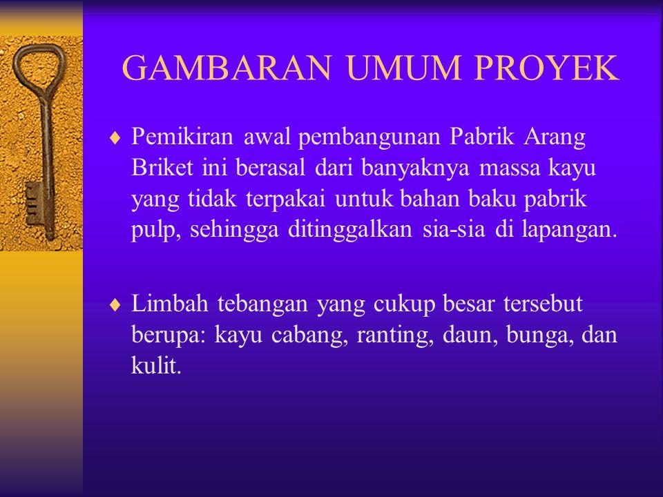 GAMBARAN UMUM PROYEK