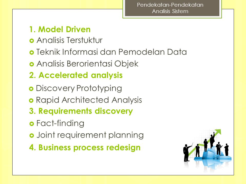 3. Requirements discovery