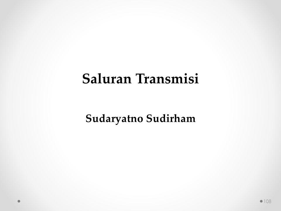 Saluran Transmisi Sudaryatno Sudirham