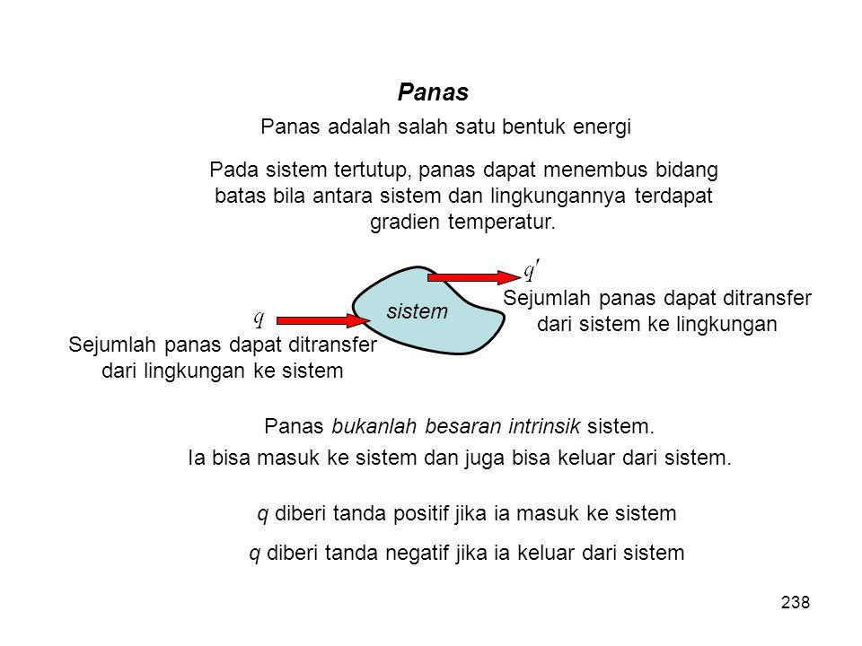 Panas Panas adalah salah satu bentuk energi