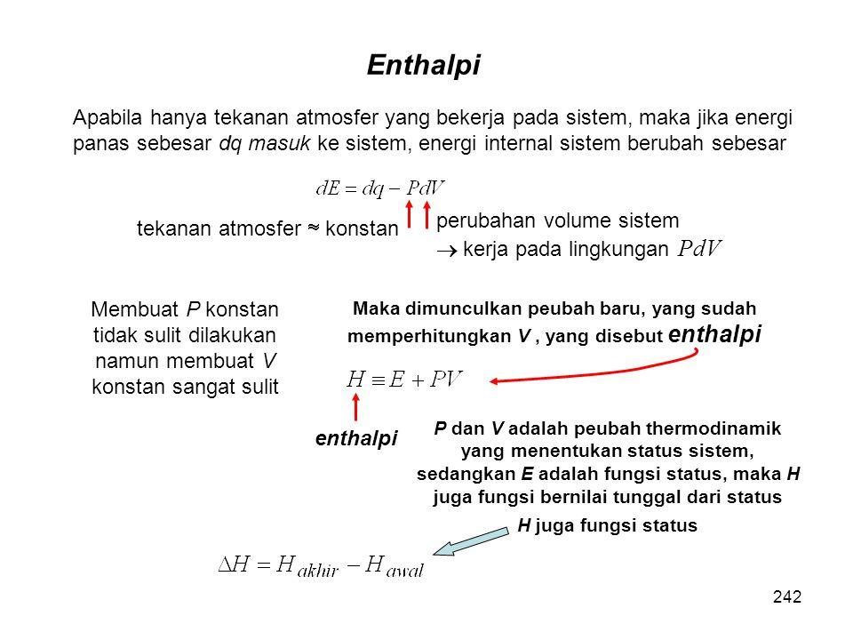 Enthalpi