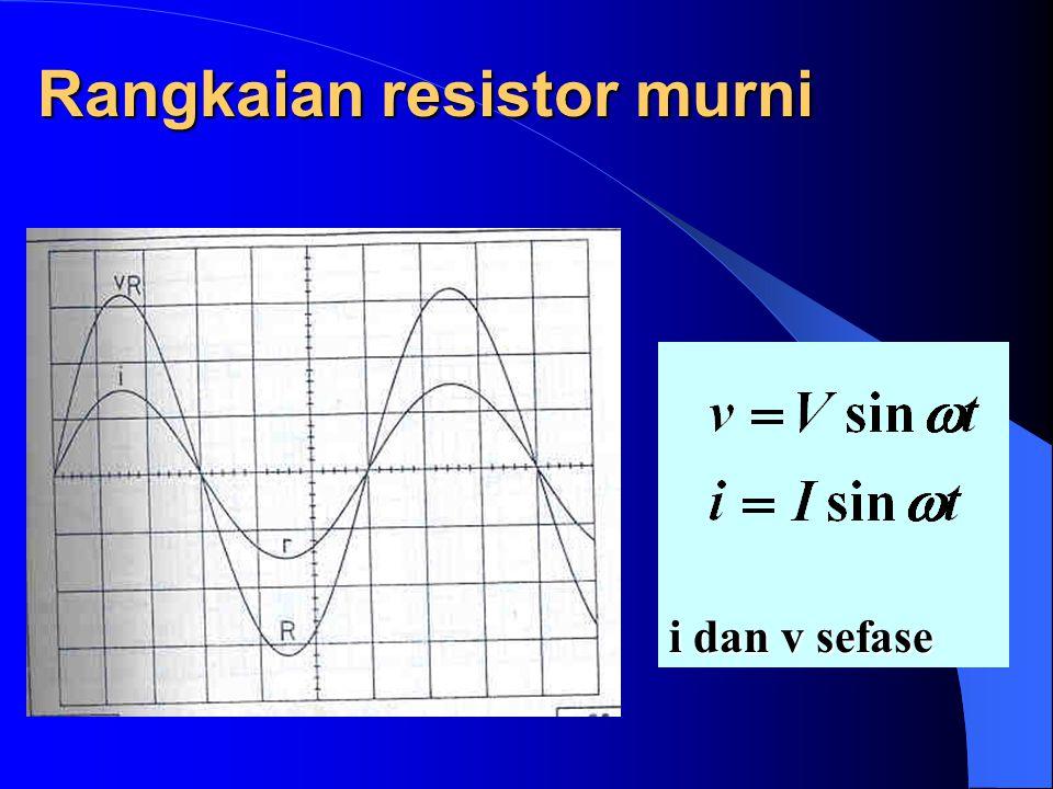 Rangkaian resistor murni