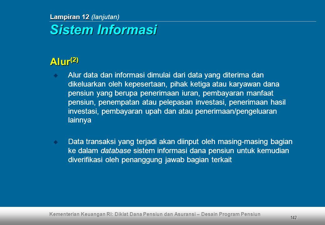 Sistem Informasi Alur(2)