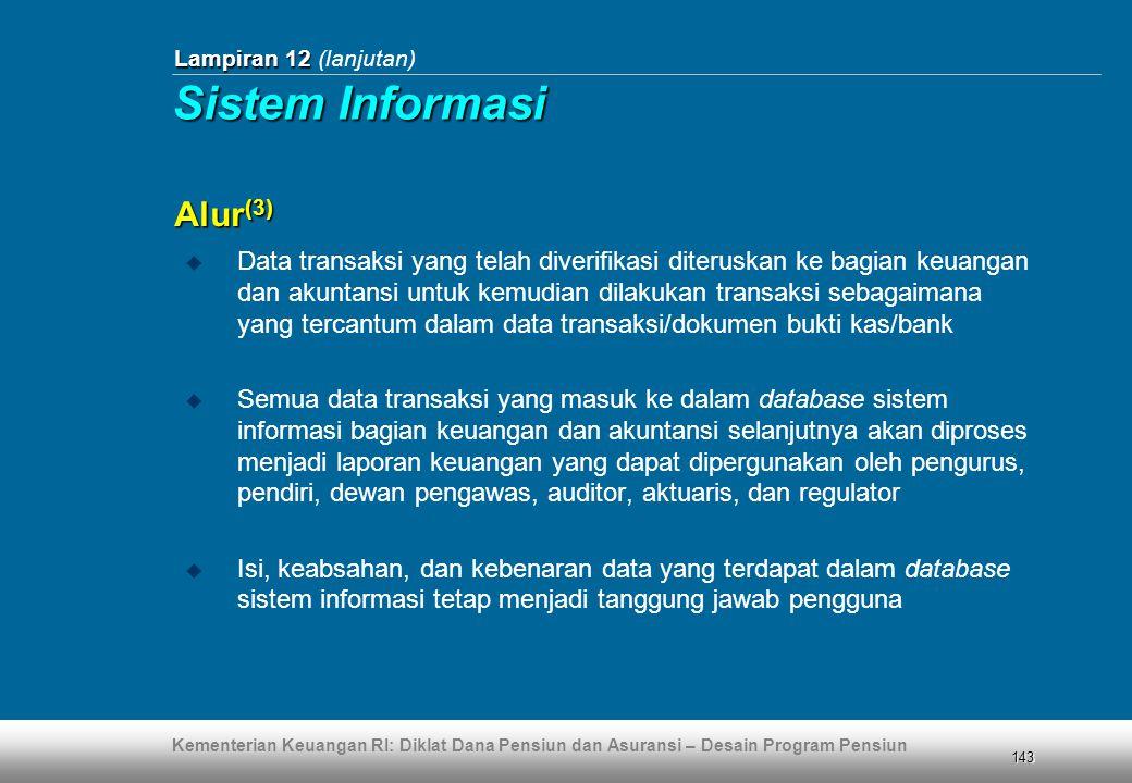 Sistem Informasi Alur(3)