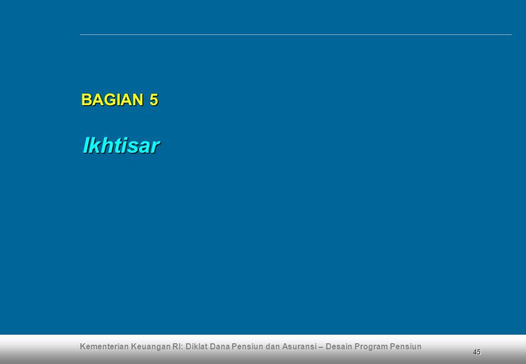 BAGIAN 5 Ikhtisar