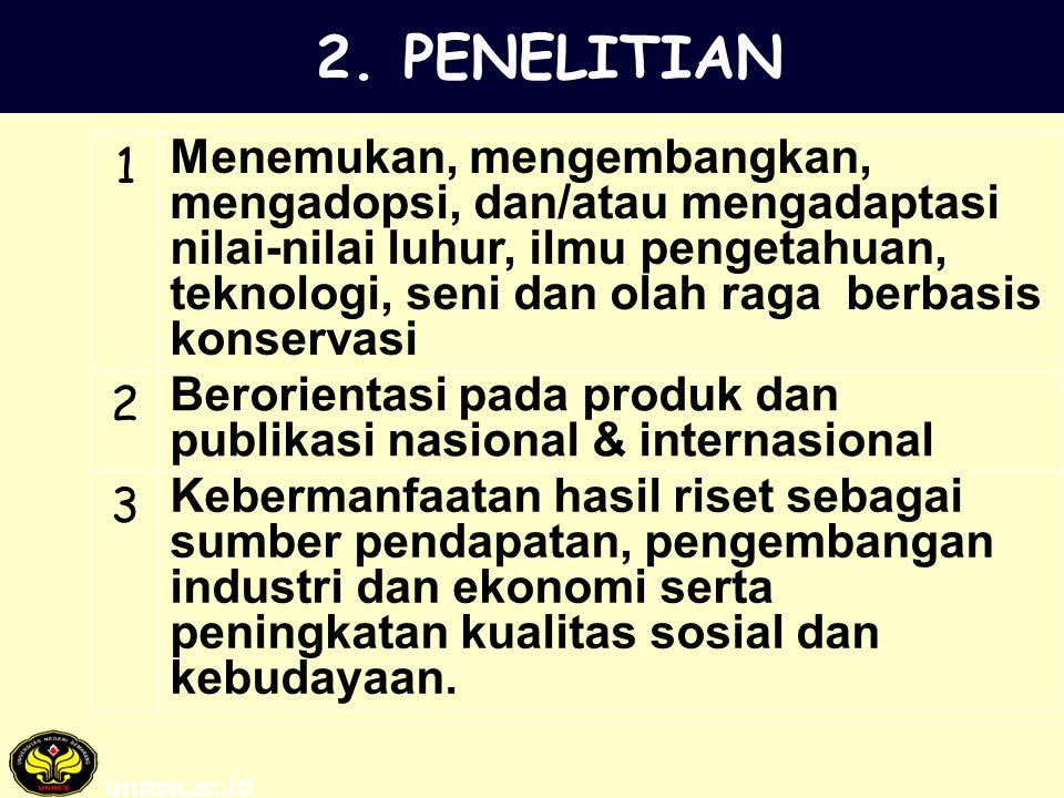 2. PENELITIAN 1.