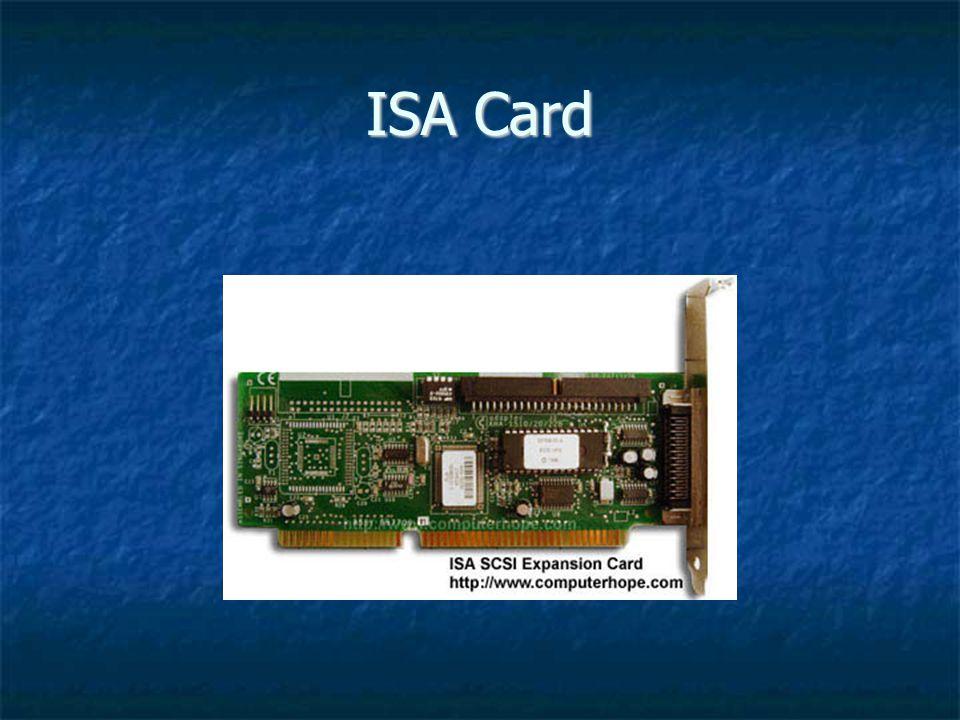 ISA Card