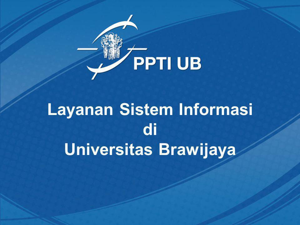 Layanan Sistem Informasi di Universitas Brawijaya