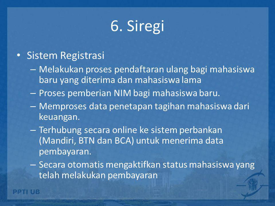 6. Siregi Sistem Registrasi