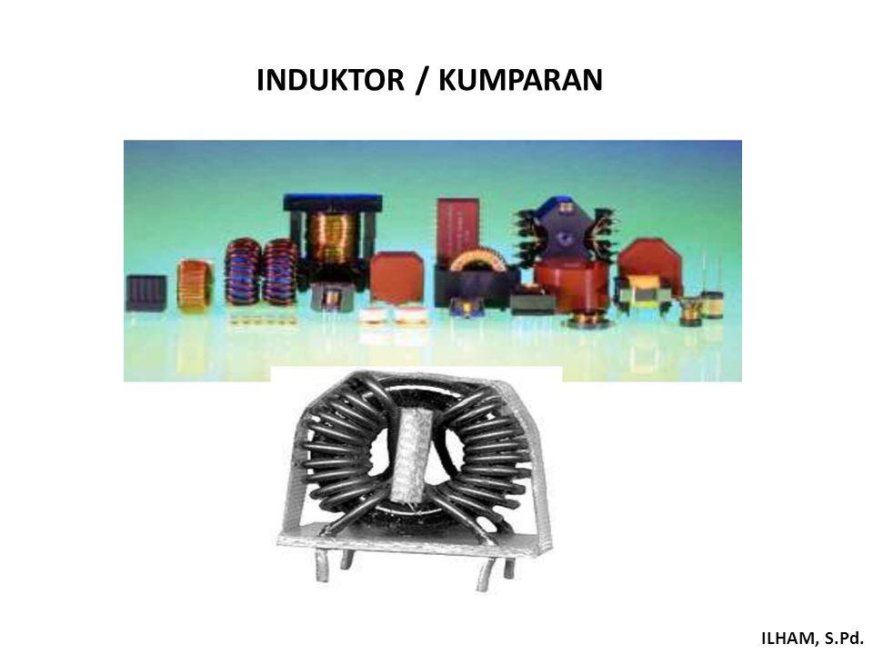 INDUKTOR / KUMPARAN ILHAM, S.Pd.