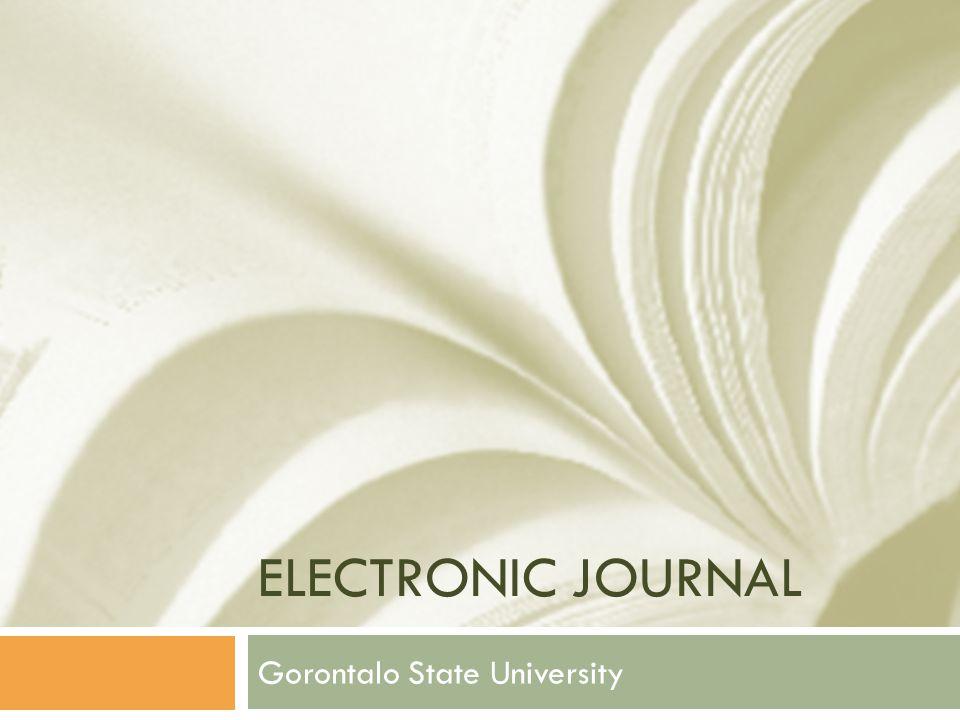 Gorontalo State University