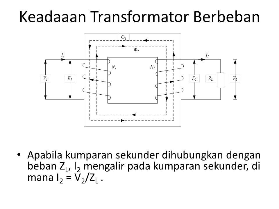 Keadaaan Transformator Berbeban