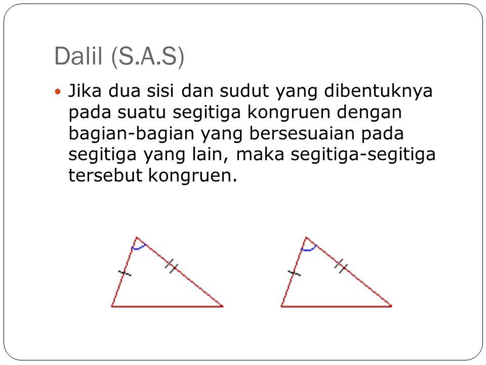 Dalil (S.A.S)
