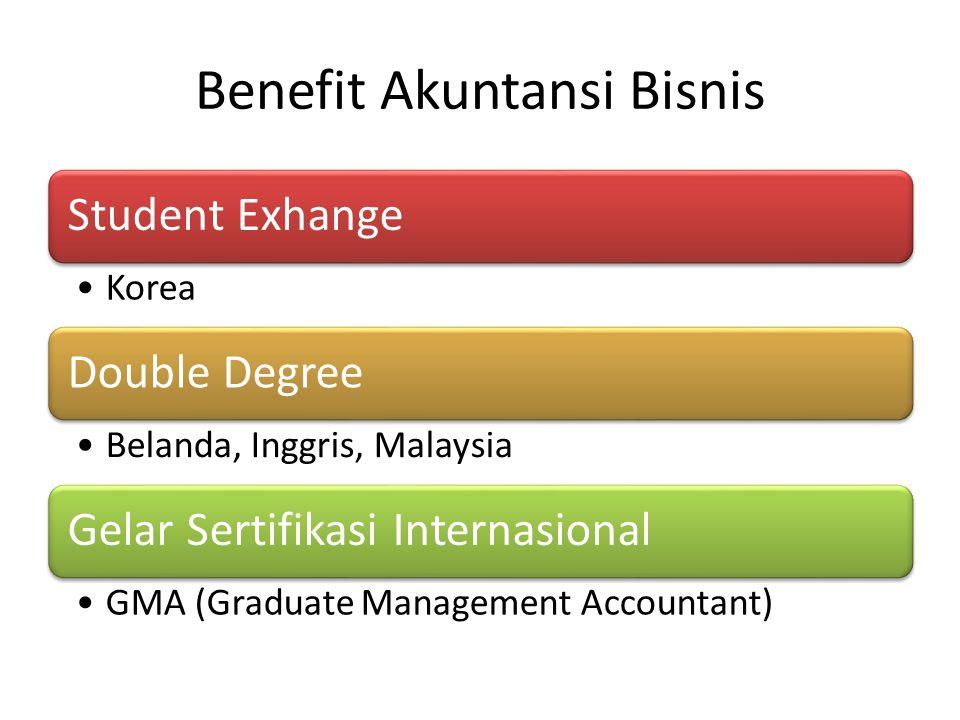 Benefit Akuntansi Bisnis