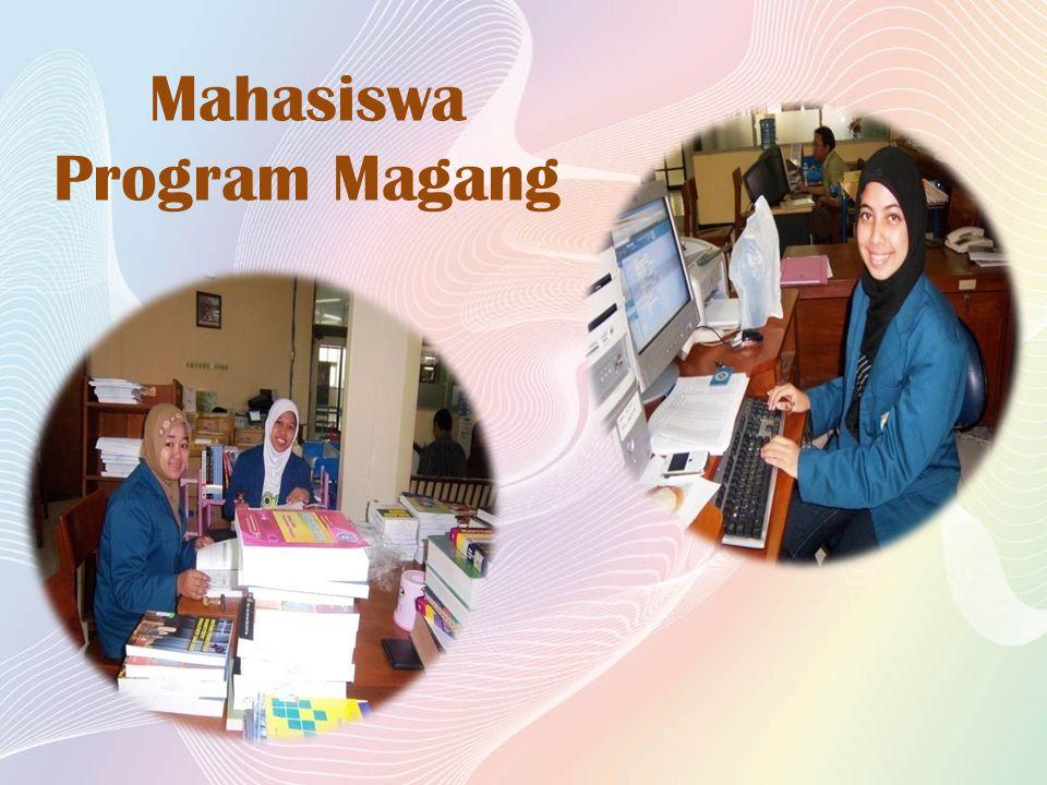 Mahasiswa Program Magang
