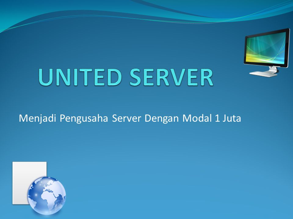 Menjadi Pengusaha Server Dengan Modal 1 Juta