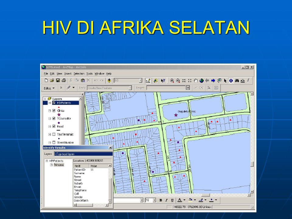 HIV DI AFRIKA SELATAN