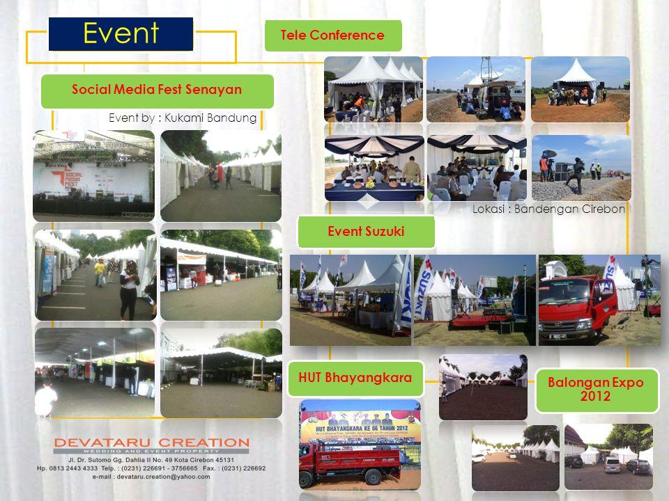 Social Media Fest Senayan