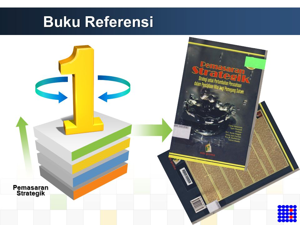 Buku Referensi Pemasaran Strategik