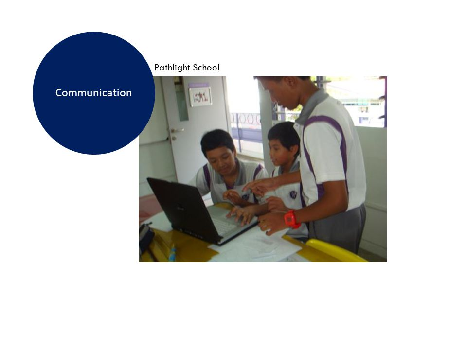 Communication Pathlight School
