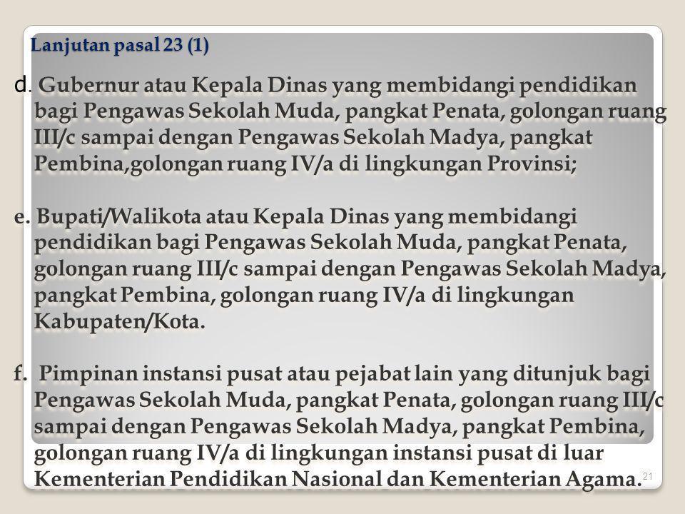 4/3/2017 Lanjutan pasal 23 (1)