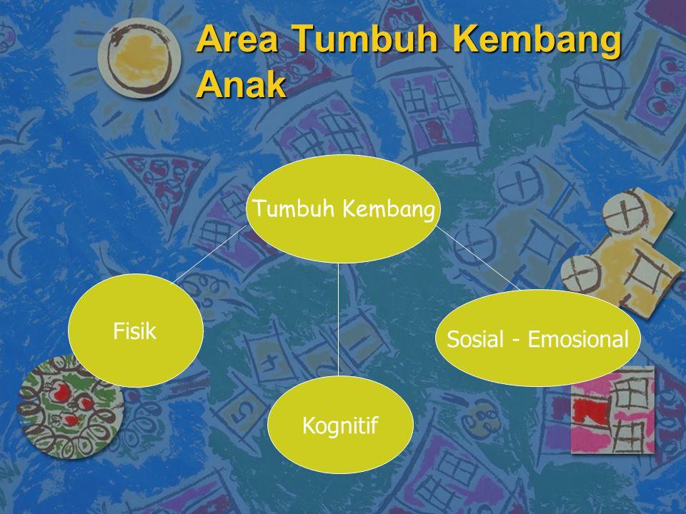 Area Tumbuh Kembang Anak