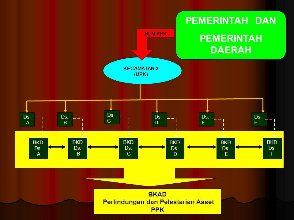 Perlindungan dan Pelestarian Asset PPK