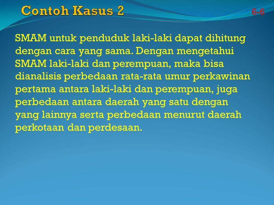 Contoh Kasus 2 6-6.