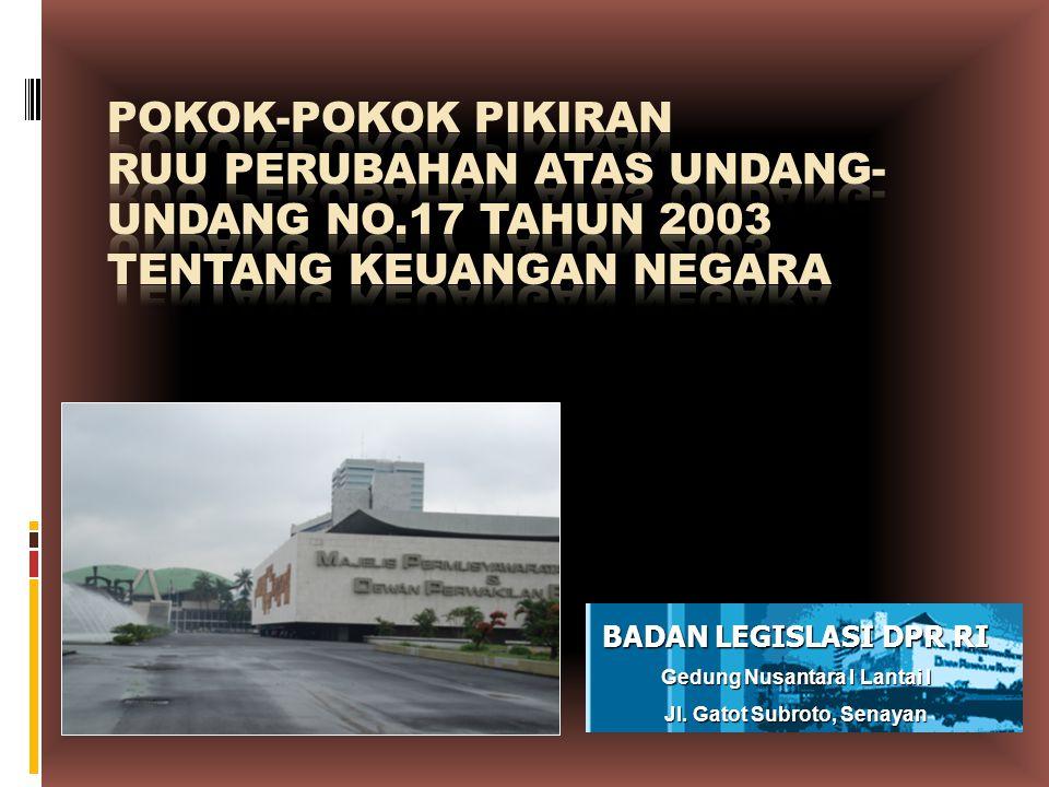 Gedung Nusantara I Lantai I Jl. Gatot Subroto, Senayan
