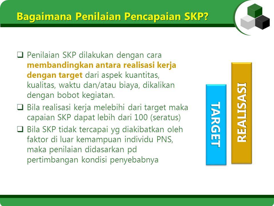 Bagaimana Penilaian Pencapaian SKP