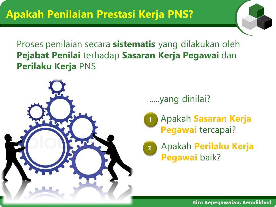 Apakah Penilaian Prestasi Kerja PNS