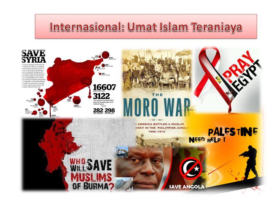 Internasional: Umat Islam Teraniaya