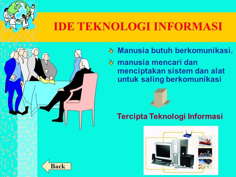 Tercipta Teknologi Informasi