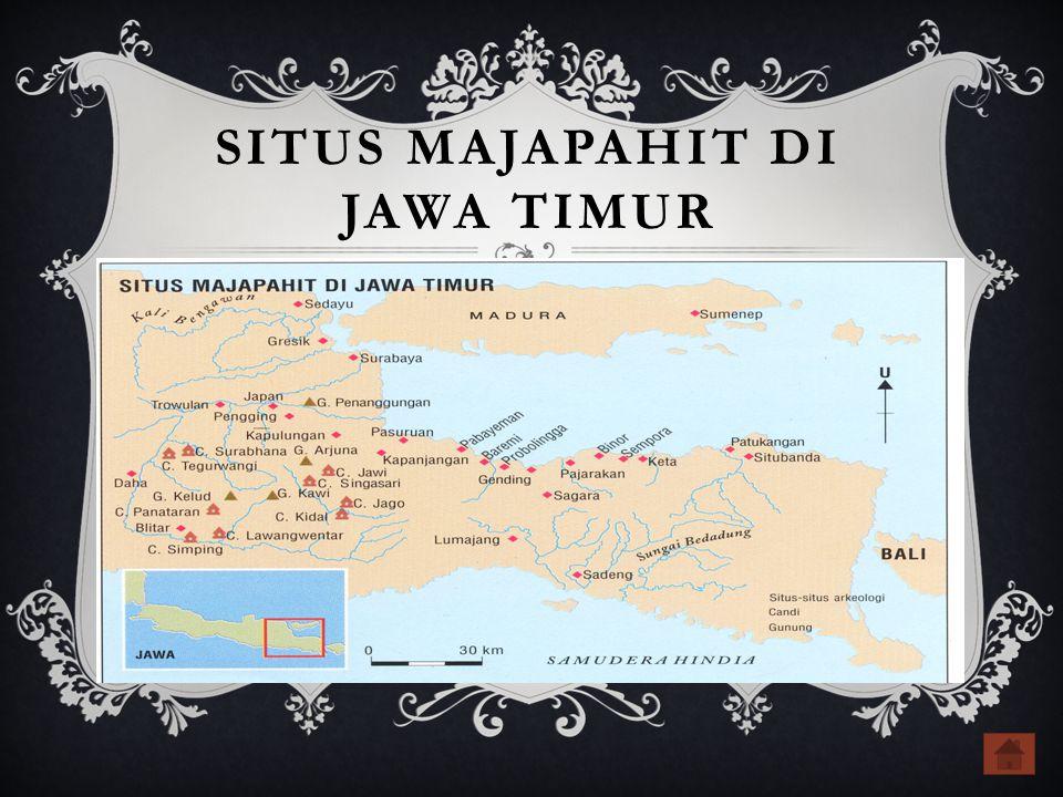 SITUS MAJAPAHIT DI JAWA TIMUR