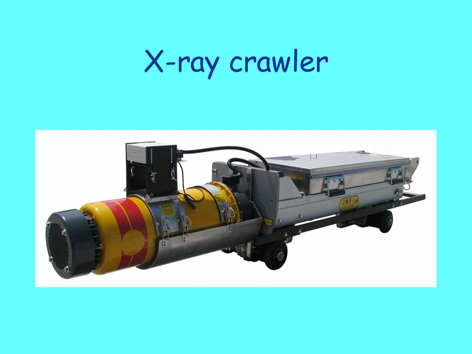 X-ray crawler