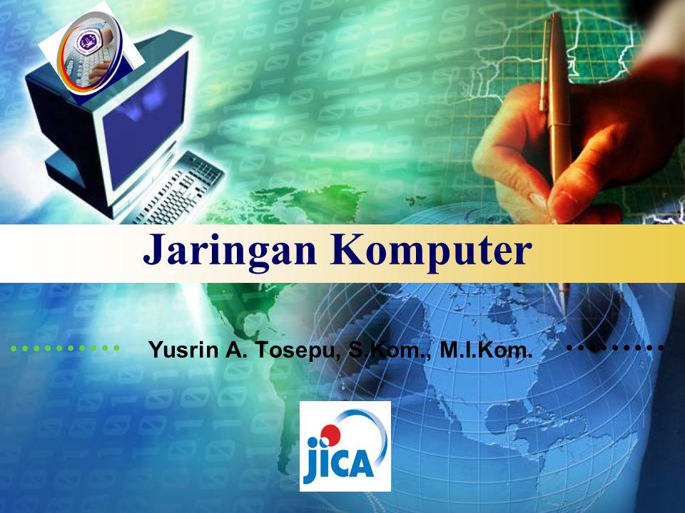 Yusrin A. Tosepu, S.Kom., M.I.Kom.