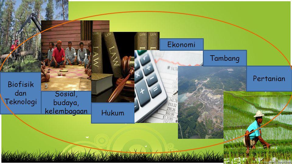 Biofisik dan Teknologi