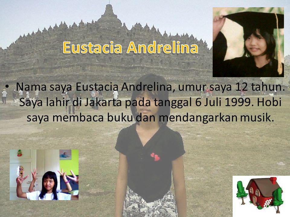 Eustacia Andrelina