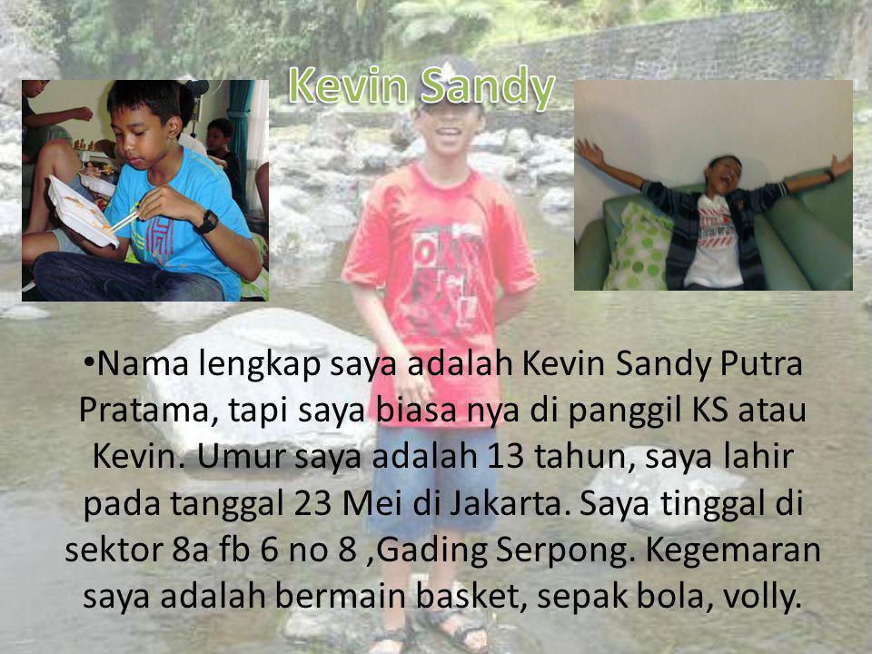 Kevin Sandy