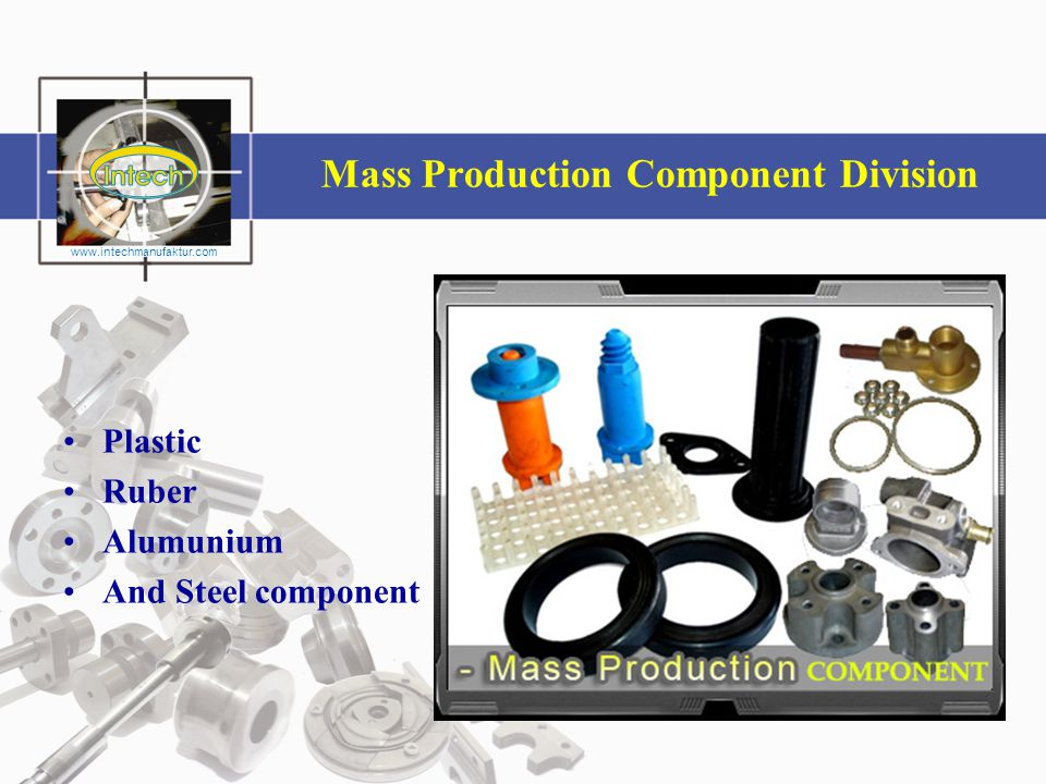 Mass Production Component Division