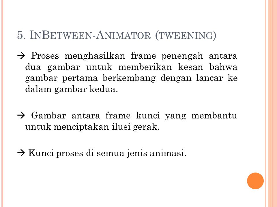 5. InBetween-Animator (tweening)
