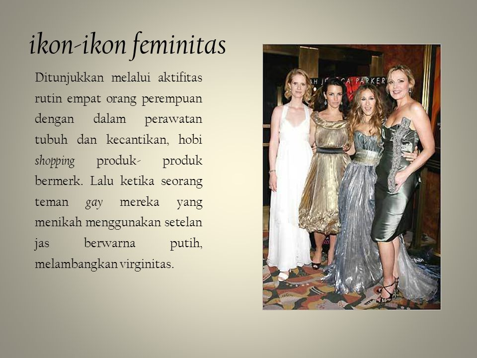 ikon-ikon feminitas