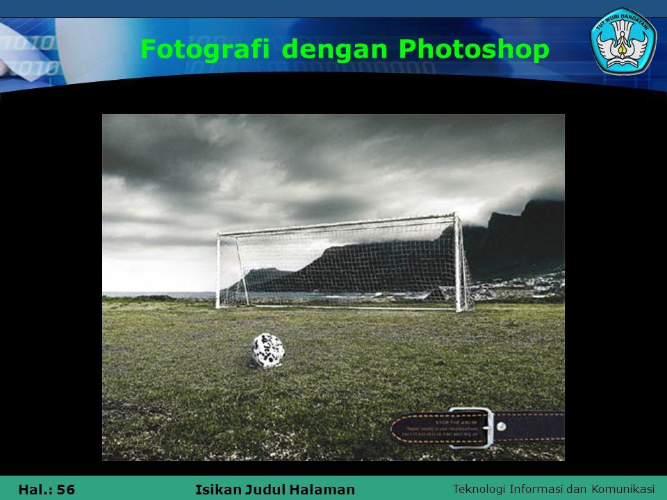 Fotografi dengan Photoshop
